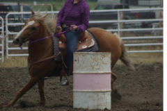 Barrel-Racing