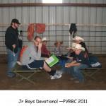 Jr Boys Devotional